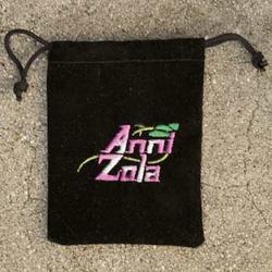 Love & Peace Pendant Pouch- Anni Zola