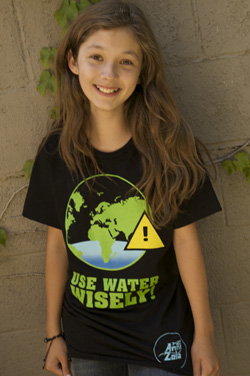 Use Water Wisely T-Shirt