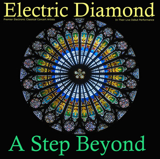 A Step Beyonf - (CD) - Electric Diamond, Don Slepian