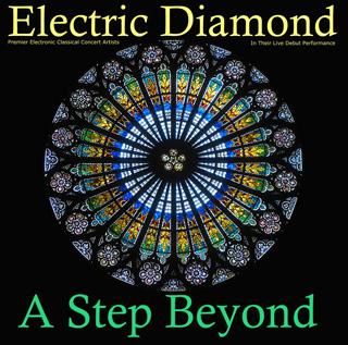 A Step Beyonf - (CD) - Electric Diamond, Don Slepian