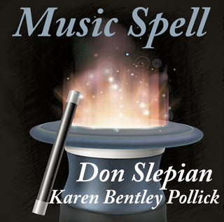 Music Spell (CD) - Don Slepian