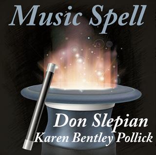 Music Spell (CD) - Don Slepian