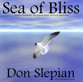 Sea of Bliss (CD) - Don Slepian
