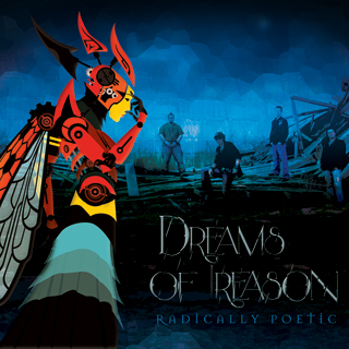 Radically Poetic CD - Dreams of Reason