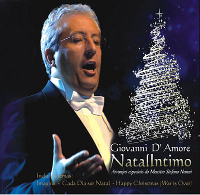 Giovanni D'Amore - Natal Intimo