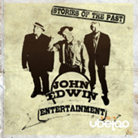 Stories of the Past CD - John Edwin