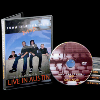 Transformation - LIVE IN AUSTIN DVD VIDEO