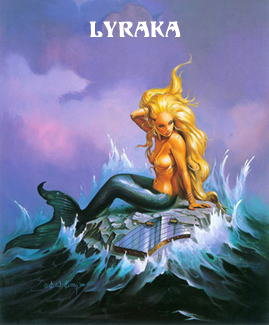 Lyraka, Volume 1 CD