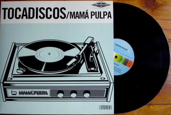 Tocadiscos Vinyl