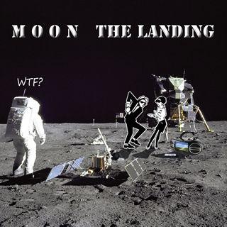 Moon The Landing - Moon