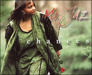 Chances CD - Ms. Jaz