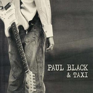 Paul Black & Taxi CD - Paul Black