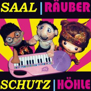 Split CD - Rauberhohle/Saalschutz