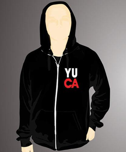 YUCA 2 Tone Hoodie