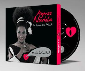 En La Intimidad (CD) - Aymee Nuviola